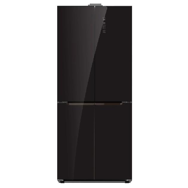 Schneider SCD 400 A++ NF Black Glass