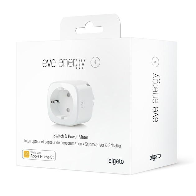 Elgato Eve Energy (Apple HomeKit)