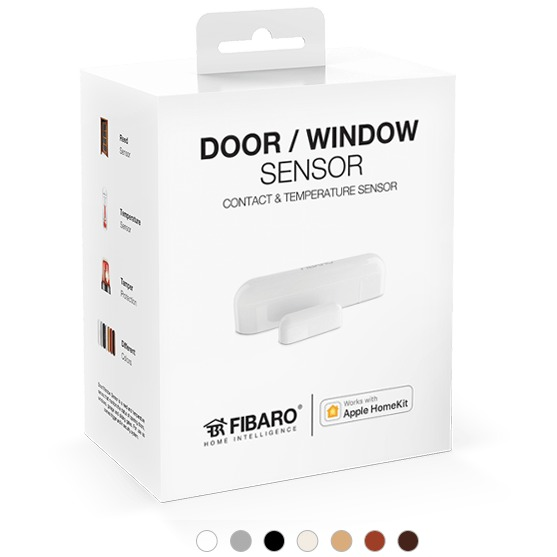 Fibaro Door / Window Sensor (Apple HomeKit) wit