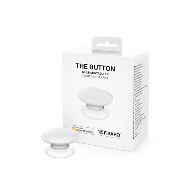 Fibaro The Button (Apple HomeKit) wit