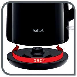 Tefal KO2618 zwart
