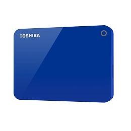 Toshiba Canvio Advance 2TB blauw