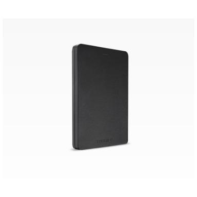 Toshiba Canvio Alu 1TB zwart