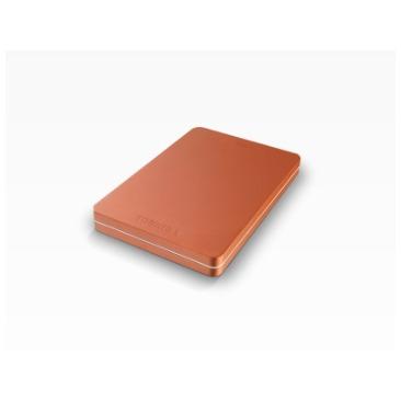 Toshiba Canvio Alu 2TB rood