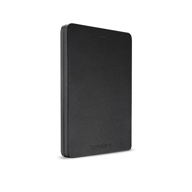 Toshiba Canvio Alu 500GB zwart