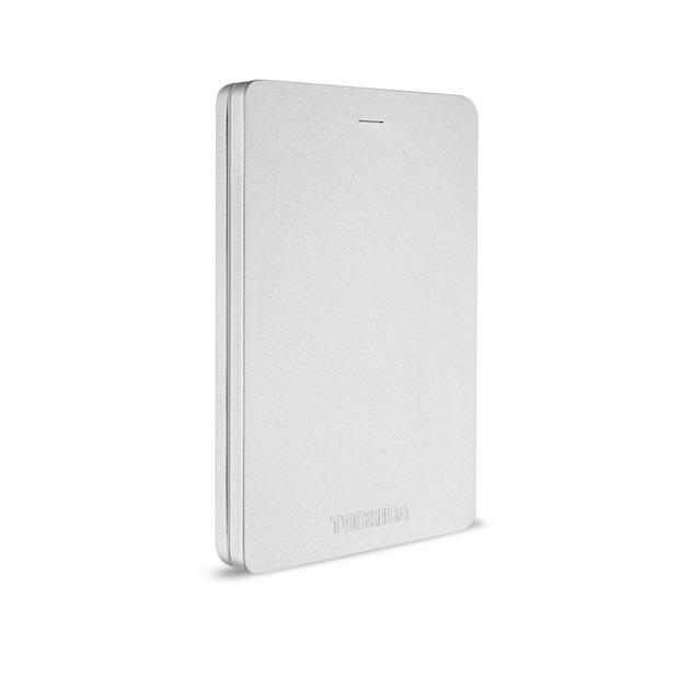 Toshiba Canvio Alu 500GB zilver