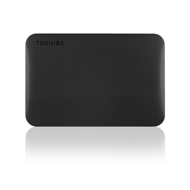 Toshiba Canvio Connect II 500GB zwart