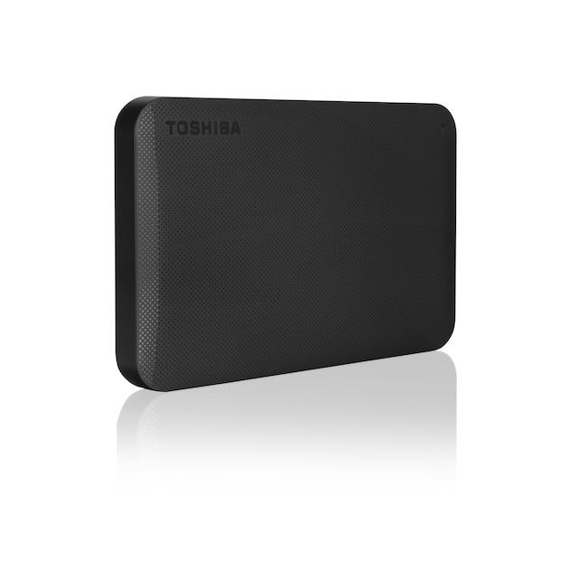 Toshiba Canvio Ready 2TB zwart