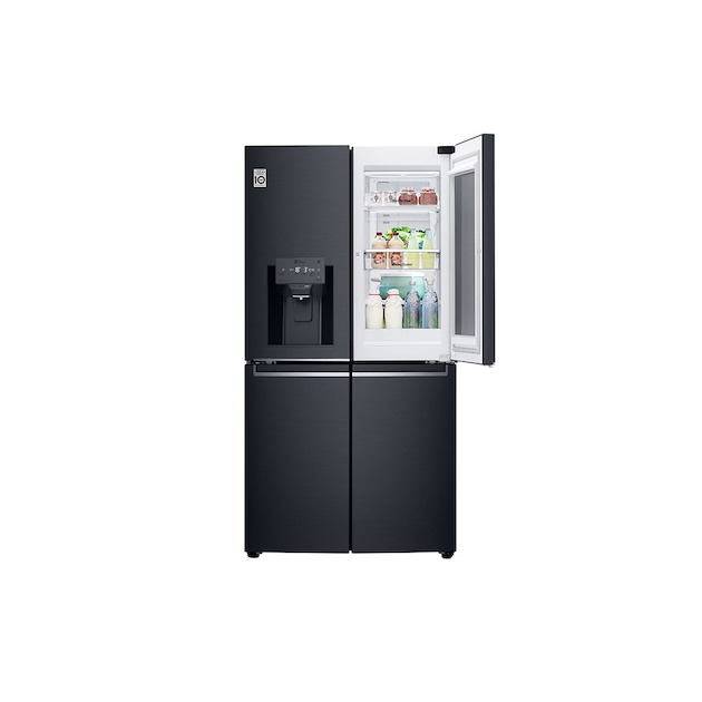 LG GMK9331MT Instaview zwart