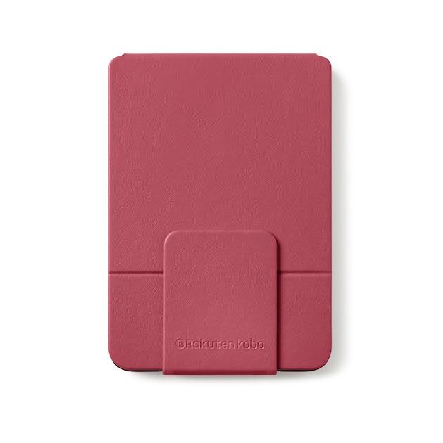 Kobo Clara HD sleepcover case roze
