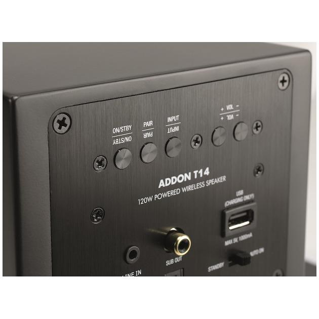 Audio Pro Addon T14 zwart