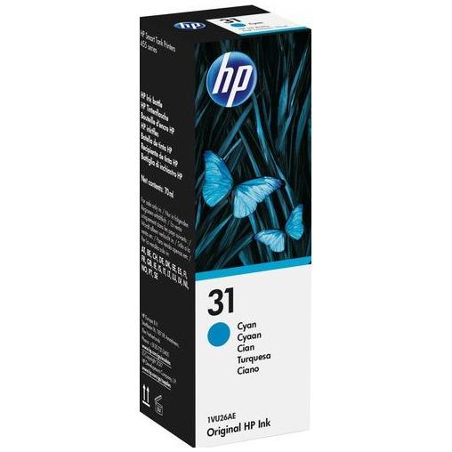 HP 31 cyaan