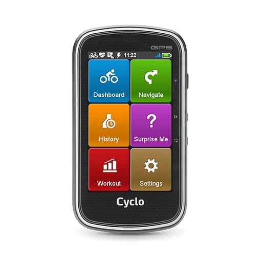 Mio Cyclo 605 HC Europa