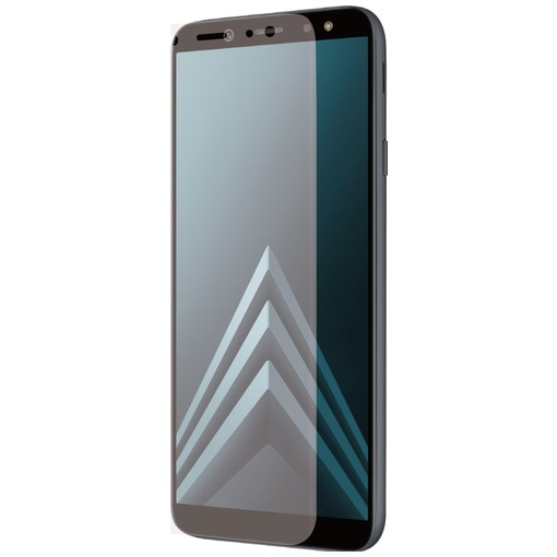 Azuri Curved Tempered Glass RINOX ARMOR Samsung A6 (2018) transparant