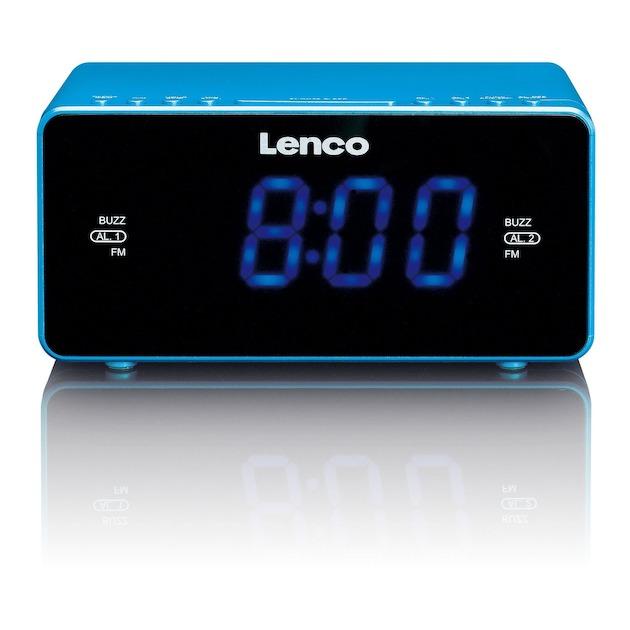 Lenco CR-520 blauw