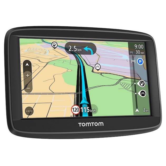Tomtom Start 42 Europa incl. Case