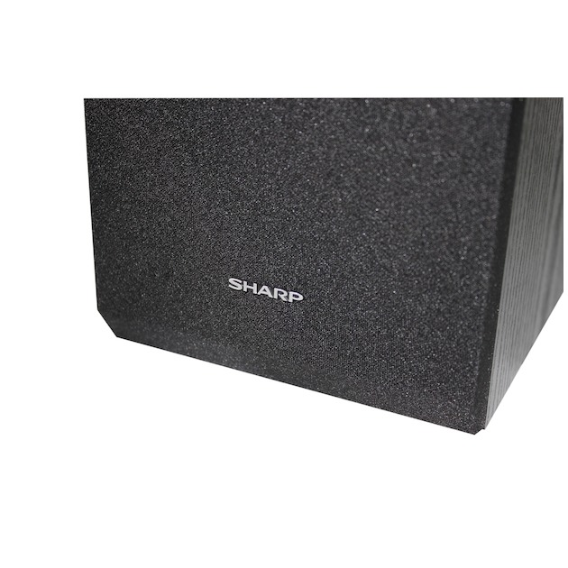 Sharp XLB515D zwart