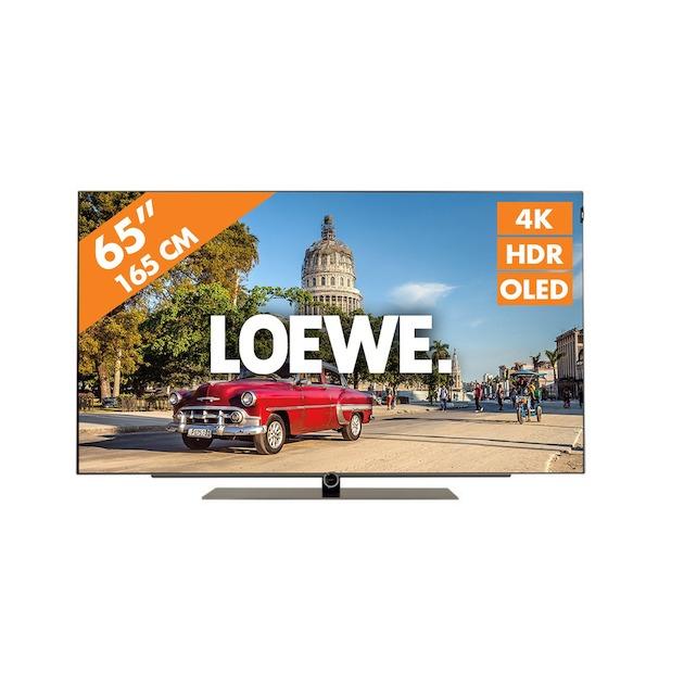 Loewe Bild 5.65 OLED zwart