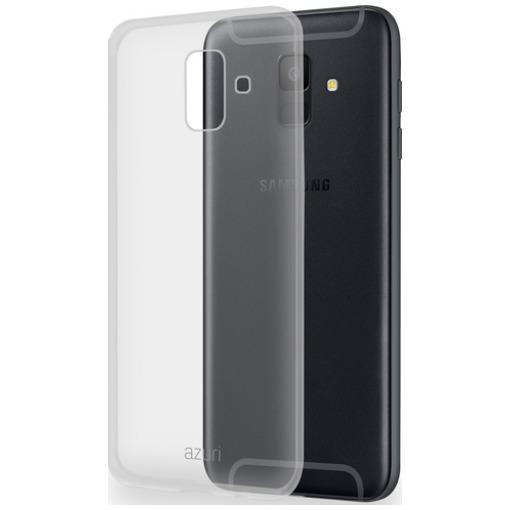 Azuri Case TPU - voor Samsung A6 (2018) transparant