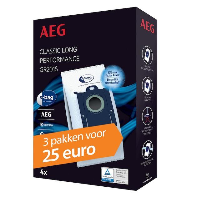 AEG GR201S S-bag classic long performance