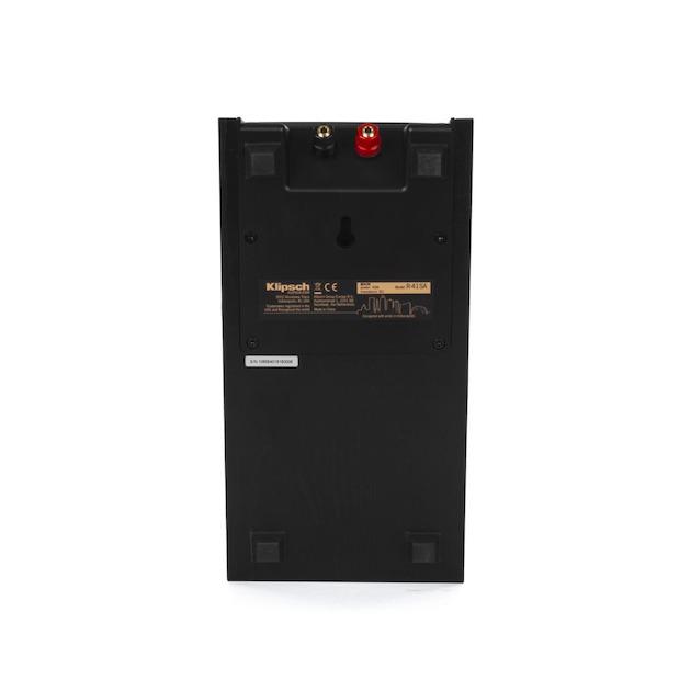Klipsch R-41-SA zwart
