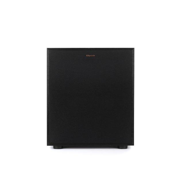 Klipsch R-100SW zwart