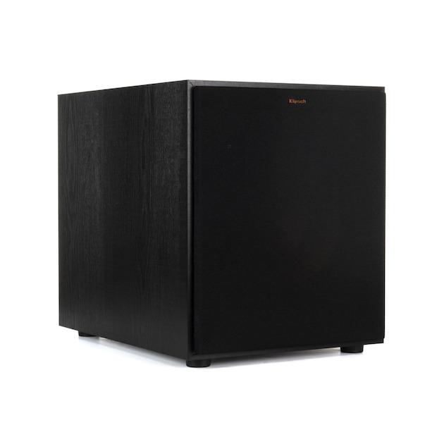 Klipsch R-120SW zwart