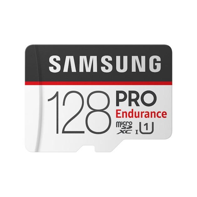 Samsung MicroSD Class 10 Pro Endurance 128GB