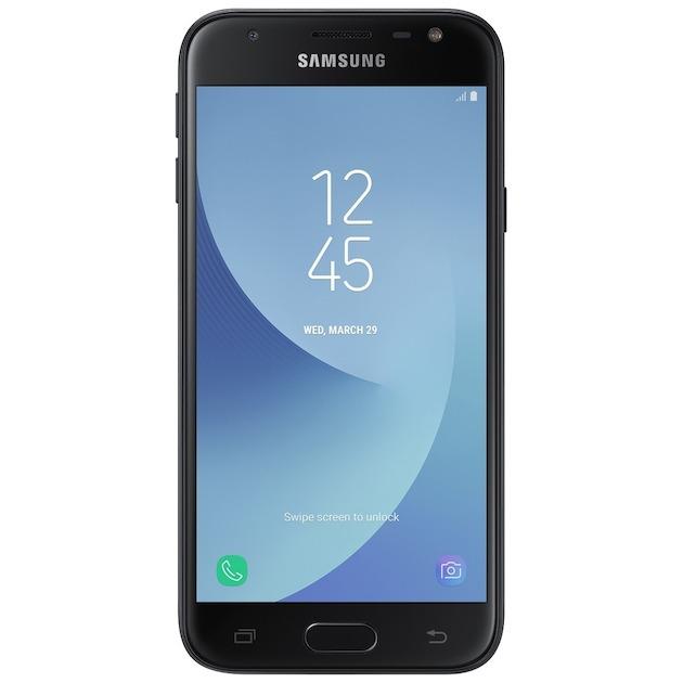 Samsung Galaxy J3 2017 zwart
