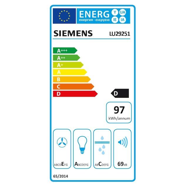 Siemens LU29251 rvs