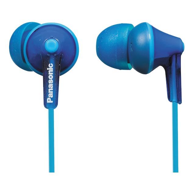 Panasonic HJE125E-A blauw