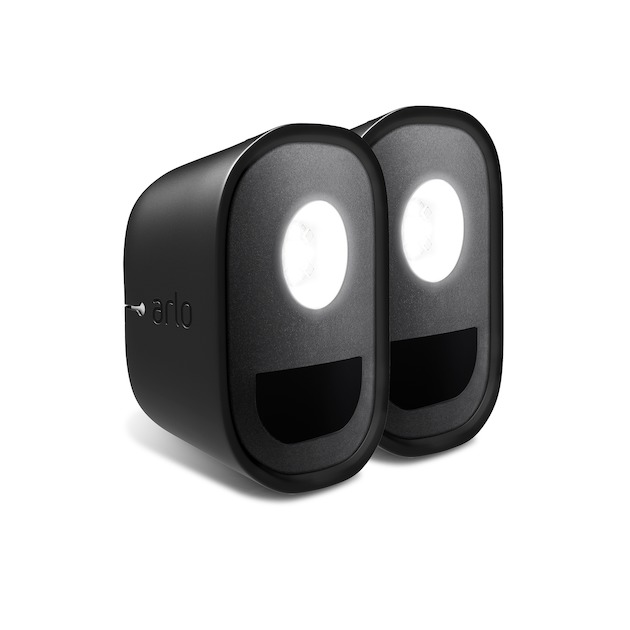 Arlo Securitylight Skin PACK-2 zwart