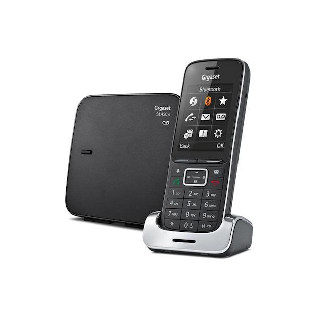 Gigaset SL450A Premium zwart