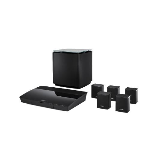 Bose Lifestyle 550 zwart