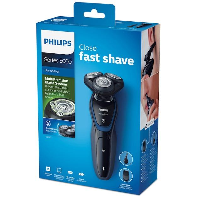 Philips S5100/44 donkerblauw