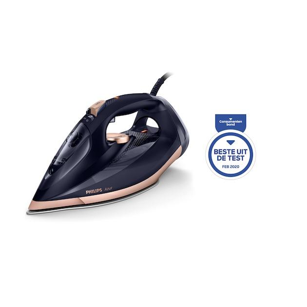 Philips GC4909/60 blauw/koper