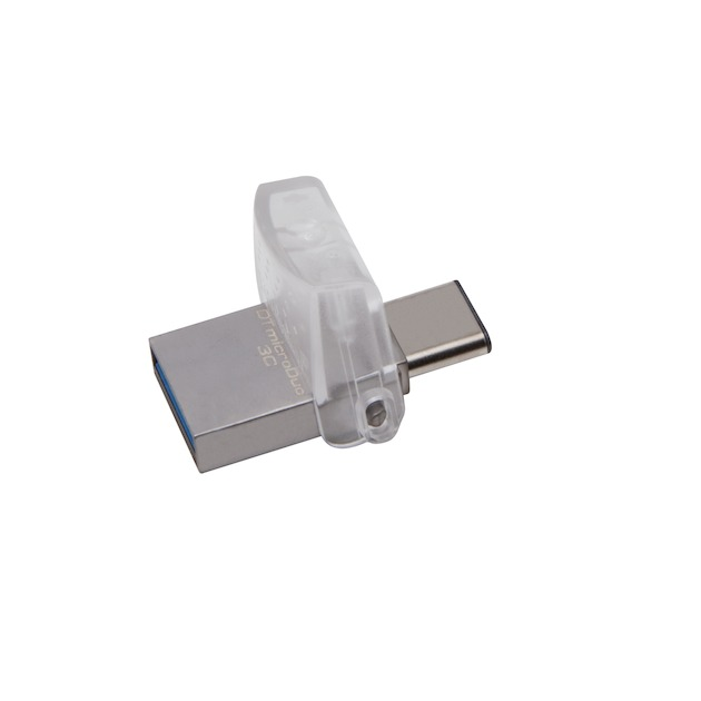 Kingston DataTraveler USB 3.0 MicroDuo 128GB