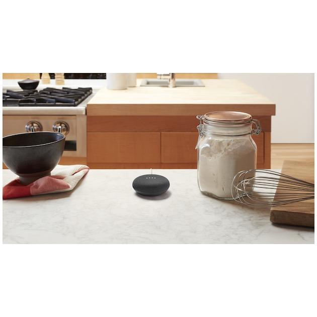 Google Home Mini grijs