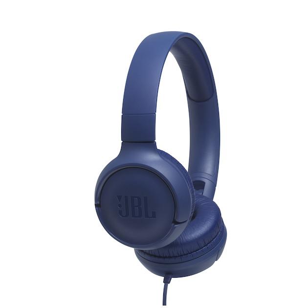 JBL Tune 500 blauw