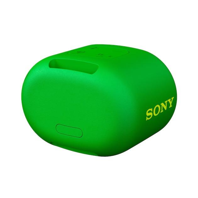 Sony SRS-XB01 groen