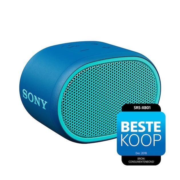 Sony SRS-XB01 blauw