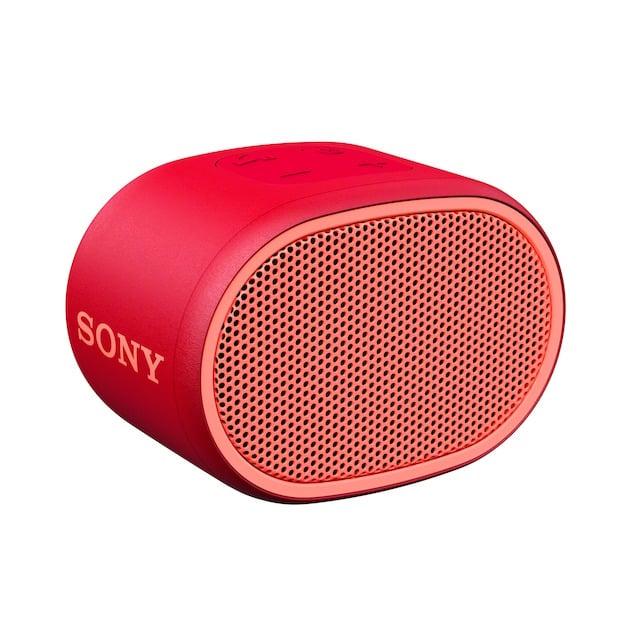 Sony SRS-XB01 rood