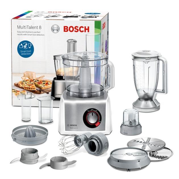 Bosch MC812S844 wit/rvs