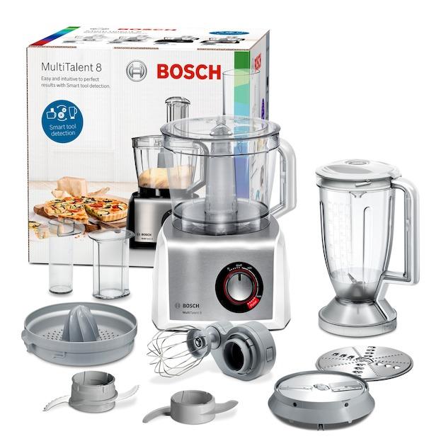 Bosch MC812S820 wit/rvs