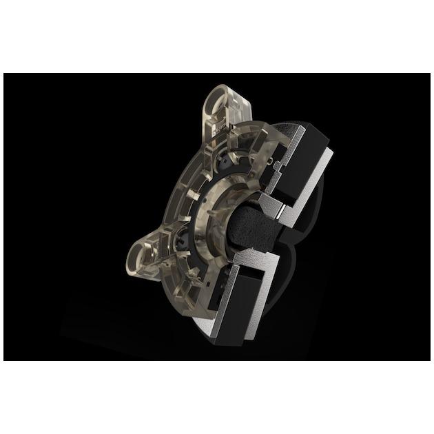 Klipsch RP-500C walnoot