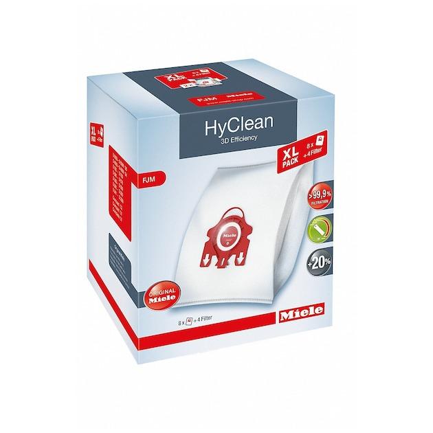 Miele Stofzuigerzak allergy xl pack hyclean 3d + ha50 f-j-m