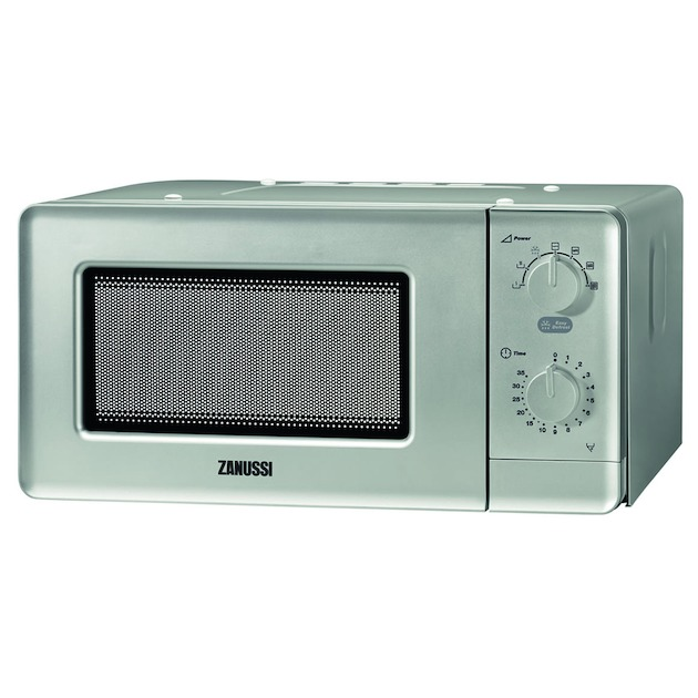 Zanussi ZFM15100SA zilver