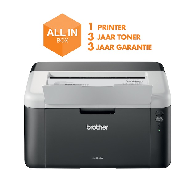 Brother HL-1212W (all-in-box)