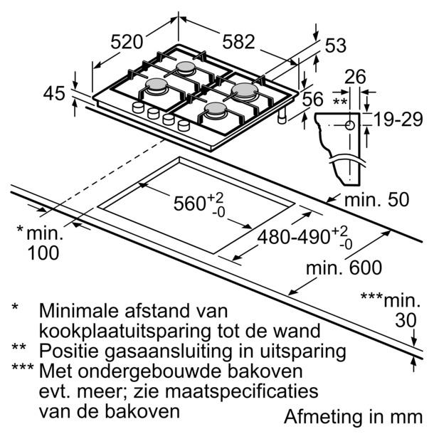 Bosch PGP6B5B90N