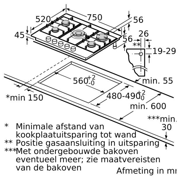 Bosch PGS7B5B90N